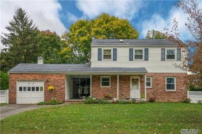 Smithtown Single Family Home For Sale: 97 Elm Ave
