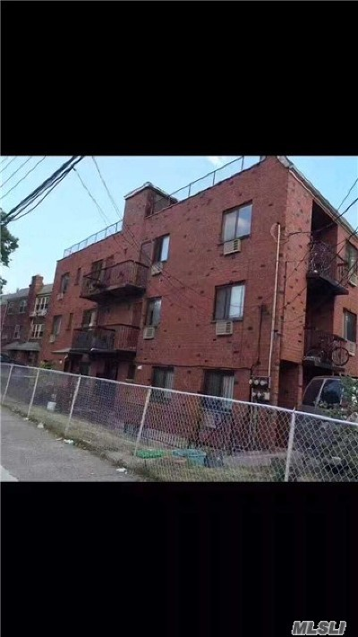 Flushing Multi Family Home For Sale: 42-01 156th St