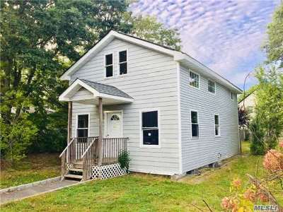 Holbrook Single Family Home For Sale: 159 Leonard St