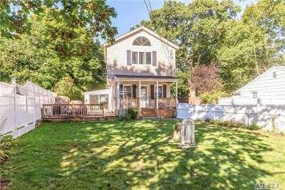 Huntington NY Single Family Home For Sale: $299,999