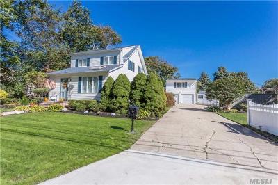 Bayport Single Family Home For Sale: 287 Gerritsen Ave