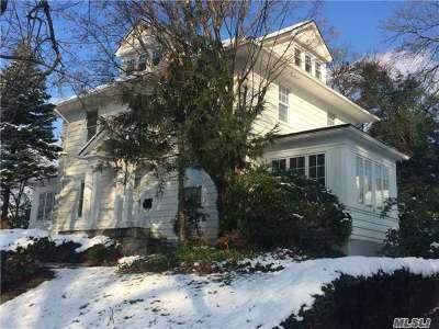 Douglaston NY Single Family Home For Sale: $1,598,000