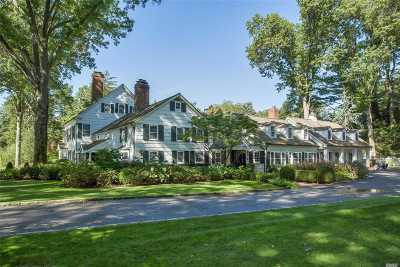 Old Westbury Single Family Home For Sale: 116 Bacon Rd