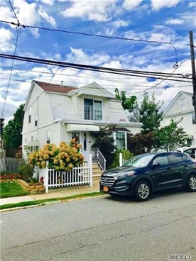 Cedarhurst Single Family Home For Sale: 313 Clinton Ave