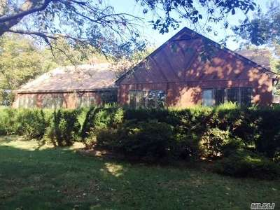 Centereach Single Family Home For Sale: 99 Blydenburg Rd