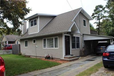 Hampton Bays Single Family Home For Sale: 5 Liberty St