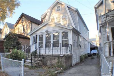 Brooklyn Multi Family Home For Sale: 957 E 93rd St