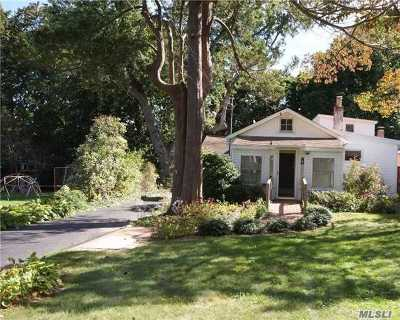 Stony Brook Single Family Home For Sale: 7 Maple Ave