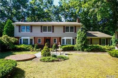 Setauket Single Family Home For Sale: 1 Tree Ct