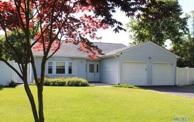 Port Jefferson Single Family Home For Sale: 7 Longacre Ct