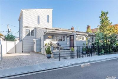 Long Beach NY Single Family Home For Sale: $929,000