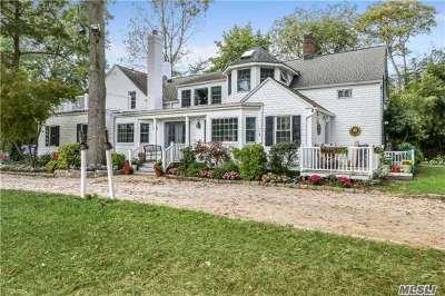 Syosset Single Family Home For Sale: 345 Split Rock Rd