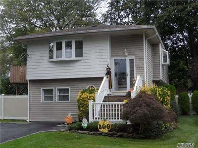 Ronkonkoma Single Family Home For Sale: 117 Mohawk St