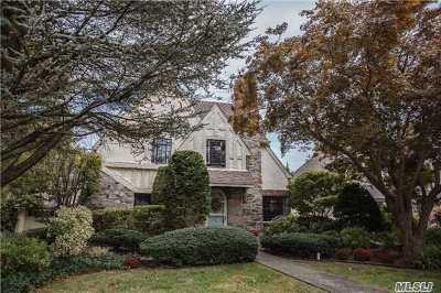 Rockville Centre Single Family Home For Sale: 19 Blenheim Ct