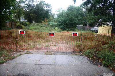 Huntington NY Residential Lots & Land For Sale: $165,000