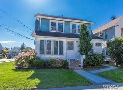 Island Park, Long Beach, Lynbrook, Oceanside, Rockville Centre Multi Family Home For Sale: 112 Central Ave