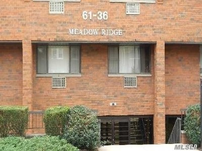 Fresh Meadows Condo/Townhouse For Sale: 61-36 170 St #2H