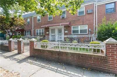 Kew Garden Hills Single Family Home For Sale: 144-52 68th Ave