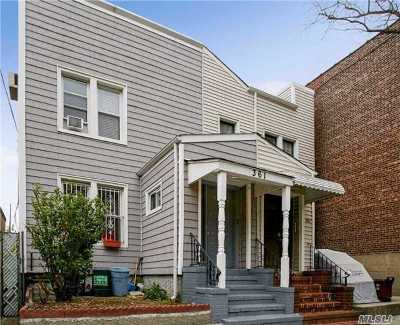 Ridgewood Multi Family Home For Sale: 361 Grandview Ave