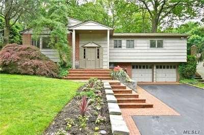 Huntington NY Single Family Home For Sale: $559,000