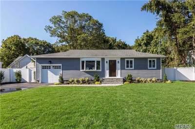 Ronkonkoma Single Family Home For Sale: 2286 Walnut Ave