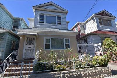 Jackson Heights Multi Family Home For Sale: 37-32 91 St