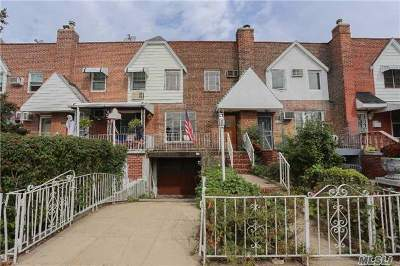 Woodside Single Family Home For Sale: 56-25 28th Ave