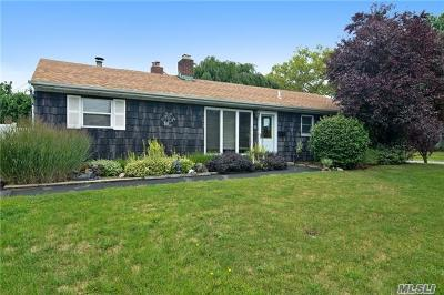 Syosset Single Family Home For Sale: 51 Southwood Cir