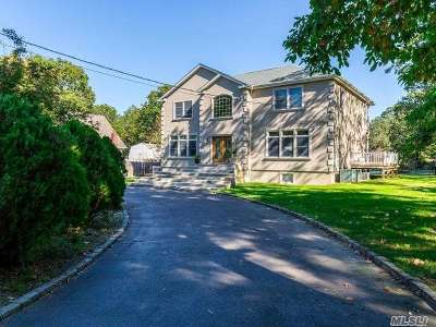 Smithtown Single Family Home For Sale: 17 Winston Dr