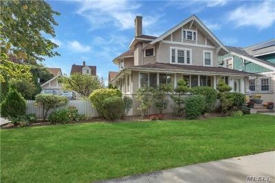 Bayside, Oakland Gardens Single Family Home For Sale: 40-26 205th St