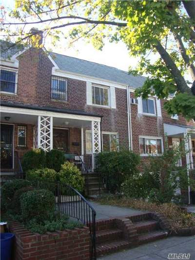 Forest Hills Single Family Home For Sale: 108-54 66 Ave