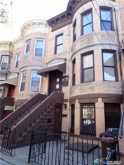 Ridgewood Multi Family Home For Sale: 60-62 69th Ave