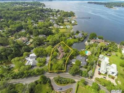 Great Neck Residential Lots & Land For Sale: 566 E Shore Rd