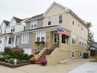Long Beach NY Single Family Home For Sale: $510,000
