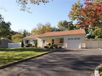 S. Setauket Single Family Home For Sale: 54 Patricia Ln
