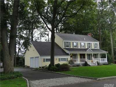 Miller Place NY Single Family Home For Sale: $509,900