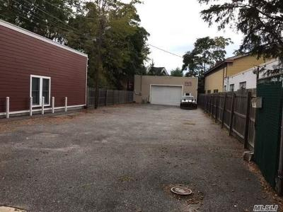 Sayville Commercial For Sale: 89 S Main St