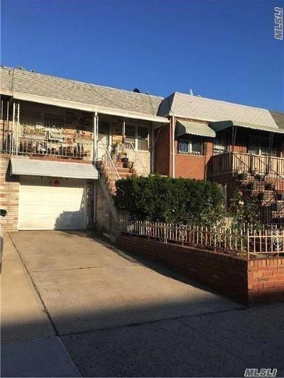 Jackson Heights Multi Family Home For Sale: 25-39 77th St