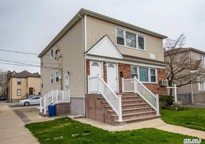 Lynbrook Multi Family Home For Sale: 96 Evergreen Ave