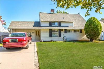 Levittown Single Family Home For Sale: 21 Weaver Ln