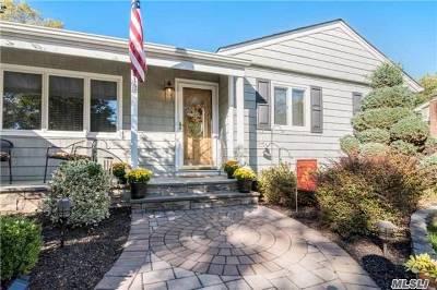 Ronkonkoma Single Family Home For Sale: 641 Peconic St