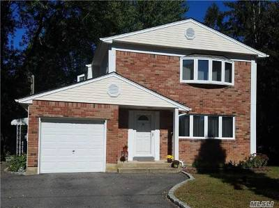 Ronkonkoma Single Family Home For Sale: 463 Thrift St