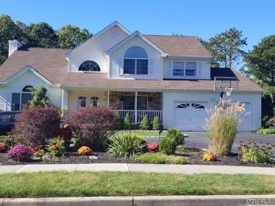 Nesconset Single Family Home For Sale: 11 Rolling Hills Dr
