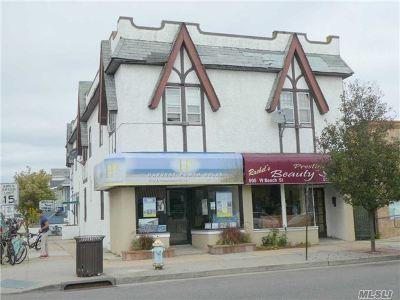 Island Park, Long Beach, Lynbrook, Oceanside, Rockville Centre Commercial For Sale: 905-907 W Beech St