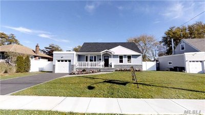 West Islip Single Family Home For Sale: 549 Alwick Ave