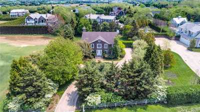 Southampton Single Family Home For Sale: 28 Seven Ponds