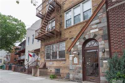 Ridgewood Multi Family Home For Sale: 66-06 60th Pl