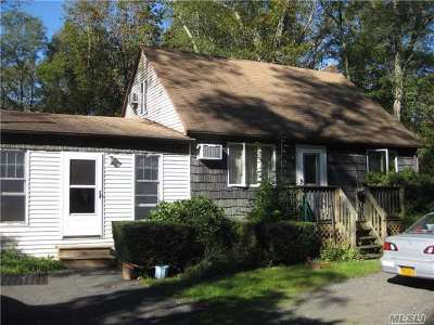 Middle Island Single Family Home For Sale: 26 Swezeytown Rd