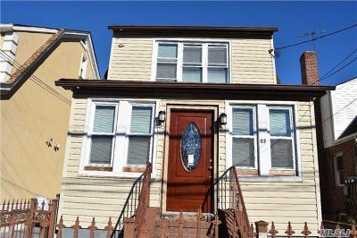 Multi Family Home For Sale: 147-07 123rd Ave