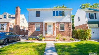 Bayside, Oakland Gardens Single Family Home For Sale: 36-35 205th St